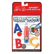 WATER WOW (PINTA CON AGUA) ALFABETO - MELISSA AND DOUG