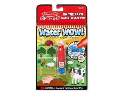 WATER WOW (PINTA CON AGUA) EN LA GRANJA - MELISSA AND DOUG