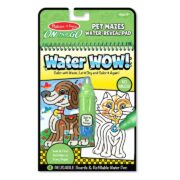 WATER WOW (PINTA CON AGUA) LABERINTOS DE ANIMALES - MELISSA AND DOUG