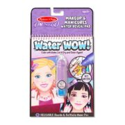 WATER WOW (PINTA CON AGUA) MAQUILLAJE Y MANICURA - MELISSA AND DOUG