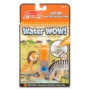 WATER WOW (PINTA CON AGUA) SAFARI - MELISSA AND DOUG