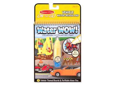 WATER WOW (PINTA CON AGUA) VEHÍCULOS - MELISSA AND DOUG