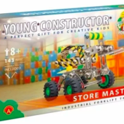 Joven Constructor Montacargas Alexander