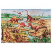 Rompecabezas Dinosaurios 48 pzas  de piso  Melissa and Doug