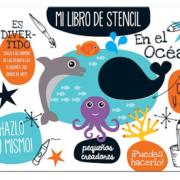 Mi Libro De Stencil En El Océano