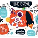 Mi Libro De Stencil En El Espacio