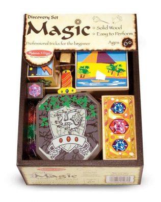 Set de Magia Descubriendo de Melissa and Doug