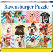 Rompecabezas Perritos Disfrazados 100 Piezas Ravensburger