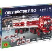Joven constructor 10 en 1 Camion Alexander