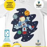 Dadbox wear: Astronauta