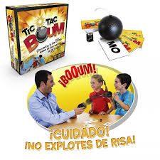 Tic Tac Boum Goliath Games Juego de Mesa