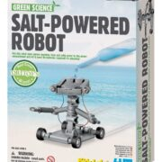 Salt- powered robot 4m