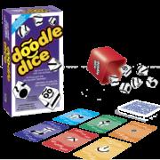 Doodel dice juego de mesa (Dados locos)