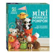 MINI ANIMALES POMPÓN - NOVELTY