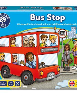Bus Stop Juego de Mesa