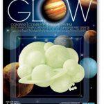 Sistema Solar en 3D que Brilla en la Oscuridad