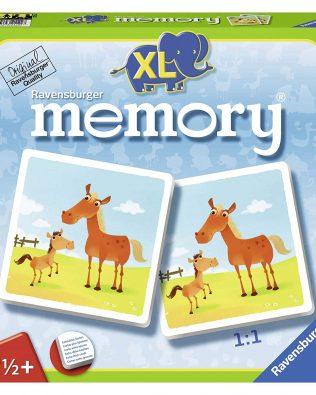 Juego de Mesa Memory XL – Ravensburger