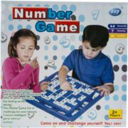 NUMBER GAME - FAMILY FUN 707