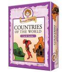 Países del Mundo – Juego de Cartas en Ingles OUTSET