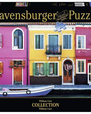 Rompecabezas: 185 Graziella De Burano – RAVENSBURGER