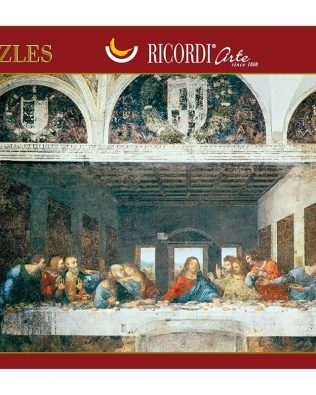Rompecabezas: La Ultima Cena de Da Vinci – RICORDI