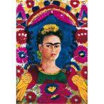 Rompecabezas: El Marco De Frida Kahlo – RICORDI