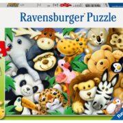 ROMPECABEZAS DE 35 PIEZAS ANIMALES SUAVES - RAVENSBURGER