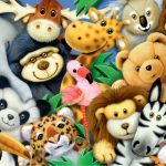 Rompecabezas: Animales Suaves – RAVENSBURGER