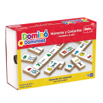Domino, Números y conjuntos