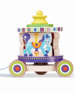 Carrusel (Mi primer juguete) – Melissa And Doug