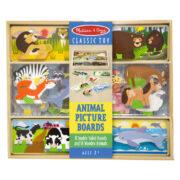 CUADROS DE ANIMALES - MELISSA AND DOUG