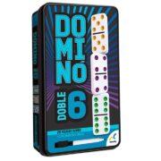 DOMINO DOBLE 6 DE PUNTOS - NOVELTY
