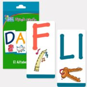 FLASH CARDS DEL ALFABETO