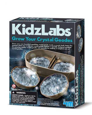 Haz Crecer Tus Propias Geodas – 4M