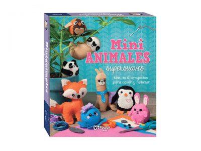 MINI ANIMALES SUPERSUAVES - NOVELTY