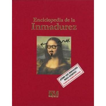 ENCICLOPEDIA DE LA INMADUREZ - NOVELTY
