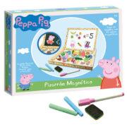 PIZARRON MAGNETICO DE PEPPA PIG - NOVELTY
