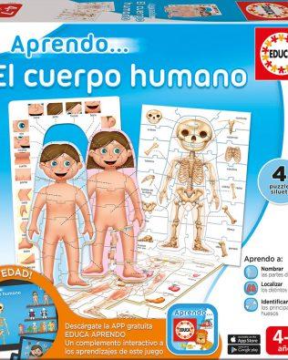 Aprendo El Cuerpo Humano – Educa