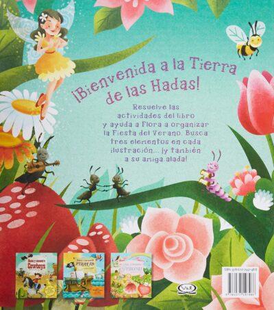 BUSCO Y ENCUENTRO HADAS - V&R EDITORAS