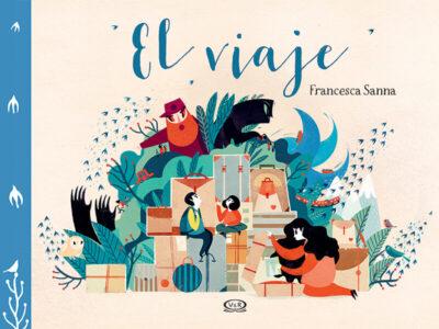 EL VIAJE - V&R EDITORAS