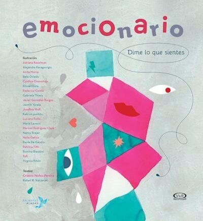 EMOCIONARIO (DIME LO QUE SIENTES) - V&R EDITORAS