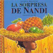 LA SORPRESA DE NANDI - EDICIONES EKARE