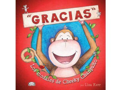 LOS MODALES DE CHEEKY CHANGUITO GRACIAS - V&R EDITORAS