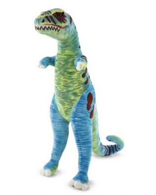 Peluche Gigante Dinosaurio  T-REX – Melissa And Doug