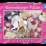 Rompecabezas con Glitter de Hada Mágica – Ravensburger