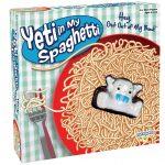 Yeti En Mi Espagueti – Novelty