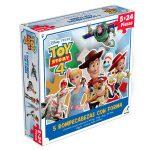 5 Rompecabezas con Forma de Toy Story 4 – Novelty
