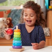 Apilador de Arcoiris – Melissa And Doug