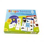 Bingo Sonoro (Juega y Escucha) – Via Aprende