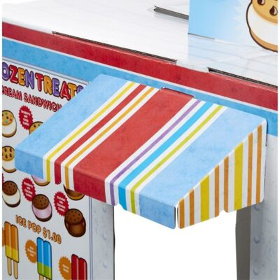 CARRO DE COMIDA MONTABLE - MELISSA AND DOUG